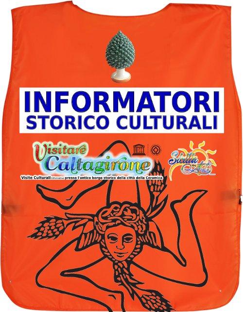 Visitare Caltagirone con gli informatori culturali
